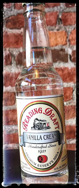 Reading Draft Soda - Vanilla Cream