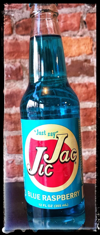 Jic Jac - Blue Raspberry Soda