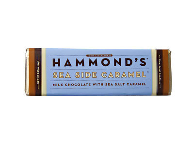 Hammond's Milk Chocolate Sea Side Caramel Bar