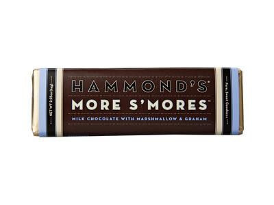 Hammond's More S'mores Milk Chocolate Bar