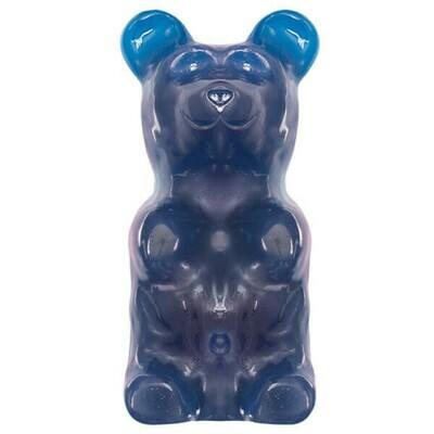 GIANT!  World's Largest Gummy Bear - BLUE RASPBERRY