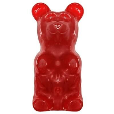 GIANT!  World's Largest Gummy Bear - CHERRY