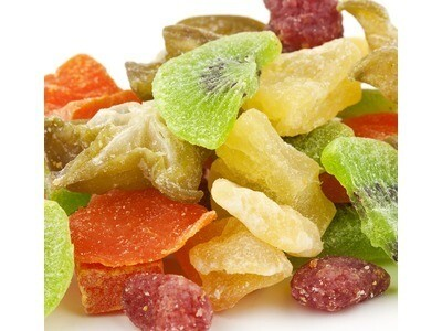 Tropical Fruit Snack Mix