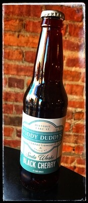 Fuddy Duddy's Black Cherry Soda