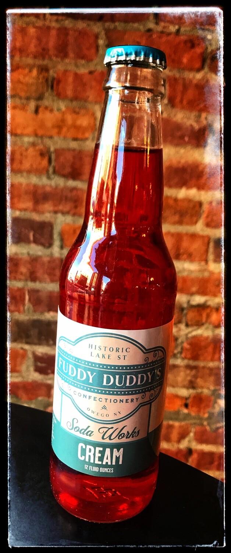Fuddy Duddy's Cream Soda