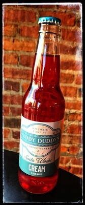 Fuddy Duddy's Cream Soda