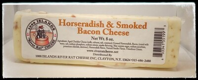 River Rat Horseradish & Smoked Bacon Cheese