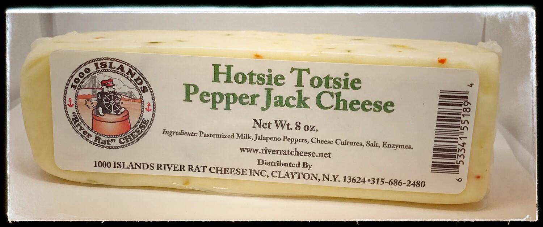 River Rat Hotsie Totsie Pepper Jack Cheese