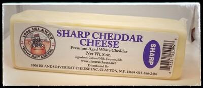 River Rat Sharp Cheddar Cheese