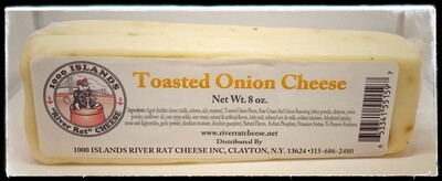 River Rat Toasted Onion Cheese