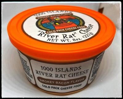River Rat Smokey Bacon Cheese Tub