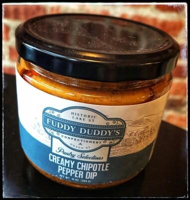 Fuddy Duddy's Creamy Chipotle Pepper Dip