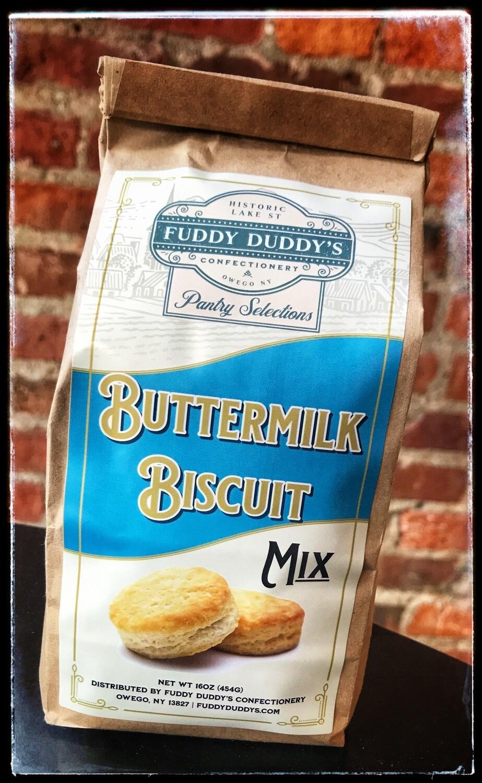 Fuddy Duddy's Buttermilk Biscuit Mix