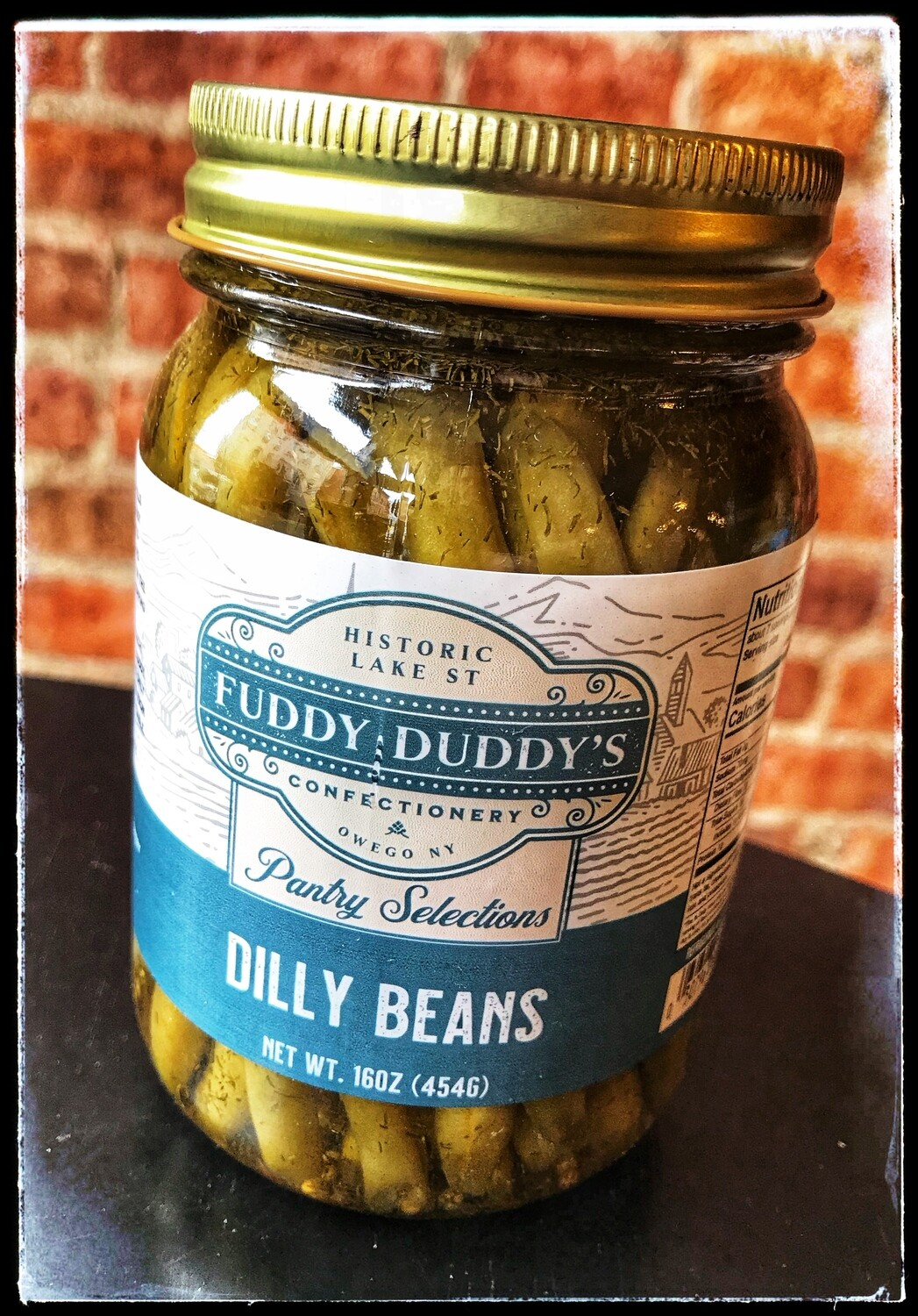 FD Dilly Beans