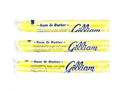 Old Fashioned Candy Sticks - Rum & Butter