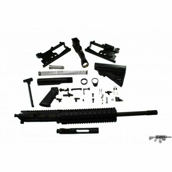 COMPLETE RIFLE KIT WITH 80 LOWER