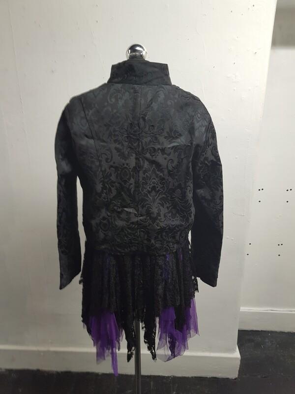 Oriental jacket