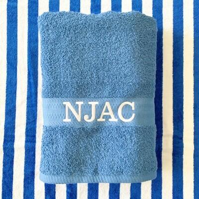 NJAC Pool Towel