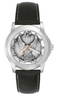 Harley-Davidson® Men's Bulova Watch
