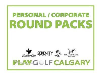 Play Golf Calgary Multi-Course Round Packs 82