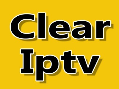 Clear iptv HD (Sous-titrage, closed caption)