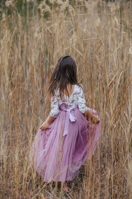 Willow Dress | Mauve