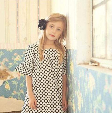 Dottie Dress   Size 5 Only