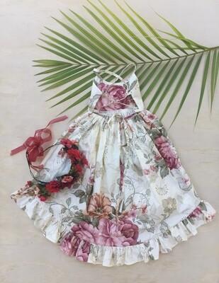 Florence Hi Low Dress | Ivy