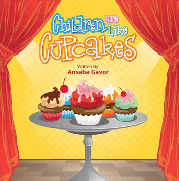 Children Are Like Cupcakes by Ansaba Gavor
