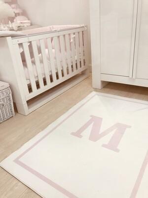 Personalised initial Play Carpet