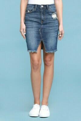 Judy Blue Denim Pencil Skirt 3XL to S!!!