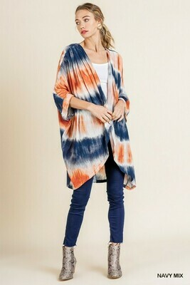 TyeDye Kimono