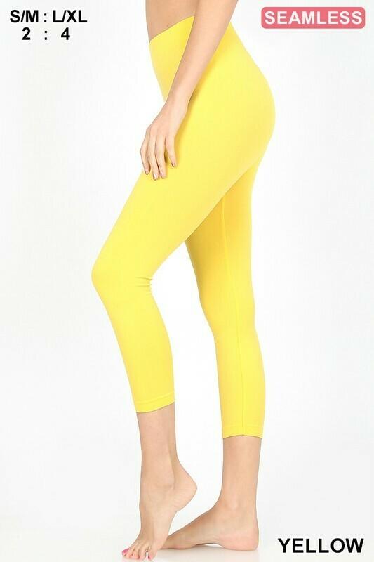 Capri Leggings XL to S!