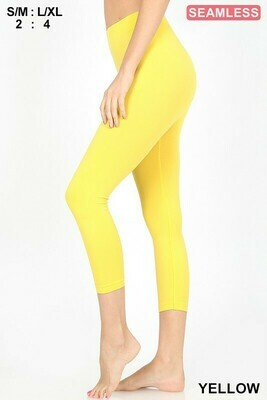 Capri Leggings XL to S!