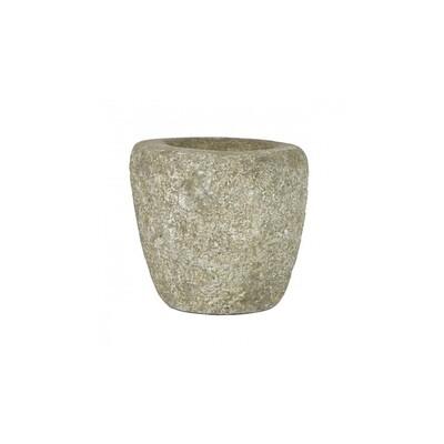 Found Stone Bowl