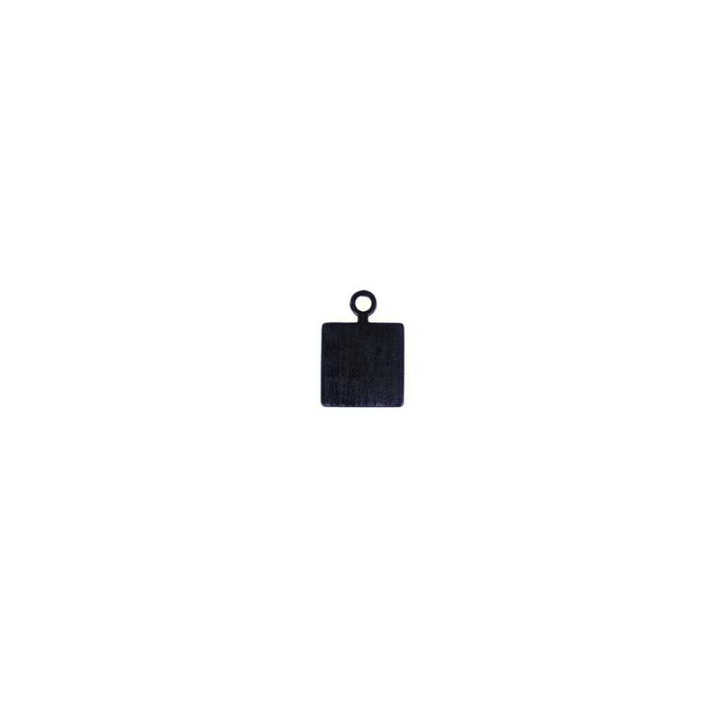 Mini Black Square Cutting Board