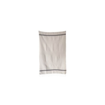 Cotton Fringe Bath Towel