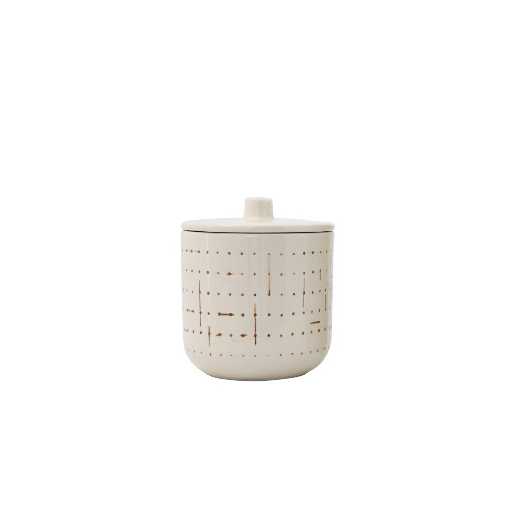 Embossed Canister