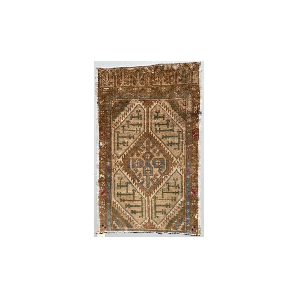 Benjamin - Vintage Turkish Rug