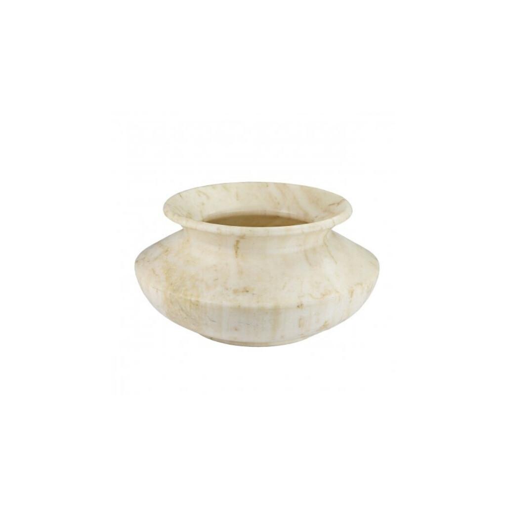 Jasmine Marble Water Pot
