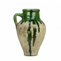 Small Olive Jar