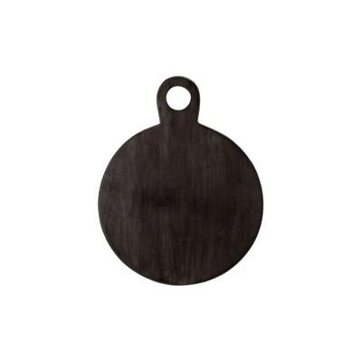 Black Acacia Wood Cutting Board
