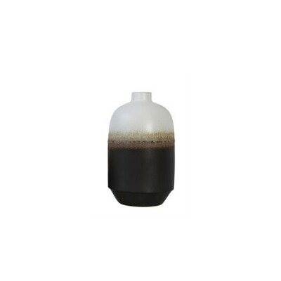 Ombre Brown Vase - Large