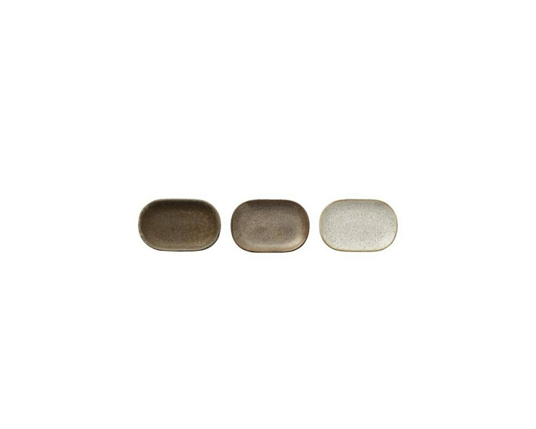 Stoneware Tray - Small