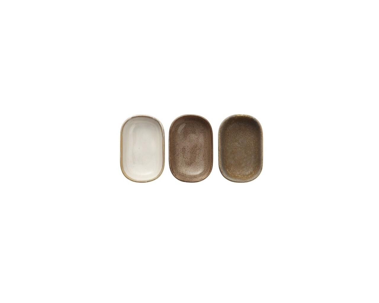 Stoneware Tray Mini
