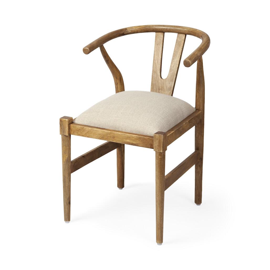 Wishbone Wood Chair