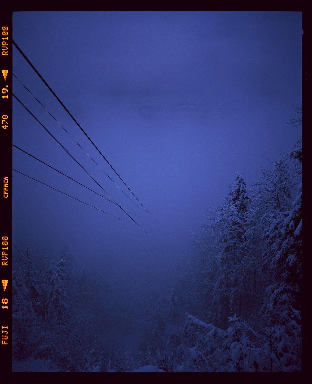 Felsenegg im Winter