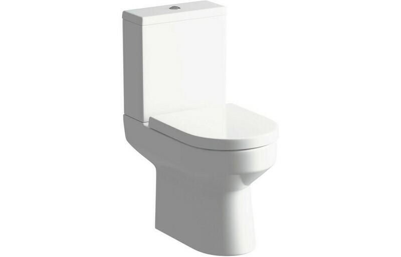 Laurus² C/C WC & Soft Close Seat