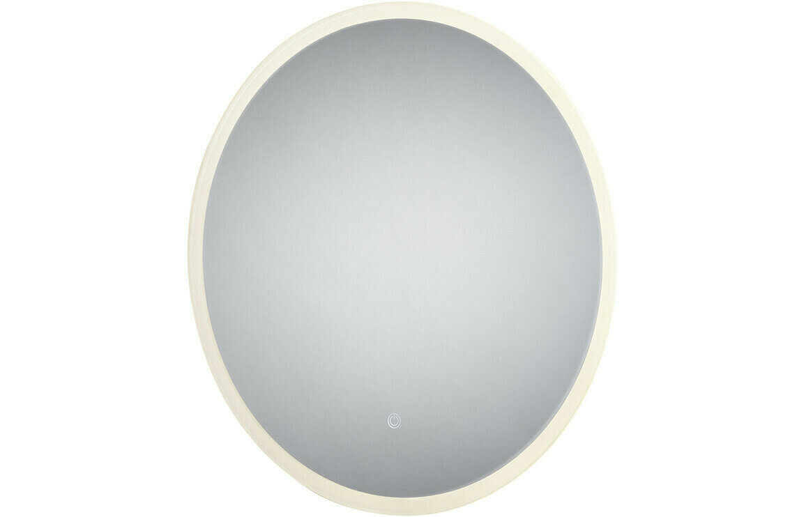 Enza 600mm Round Backlit LED Mirror
