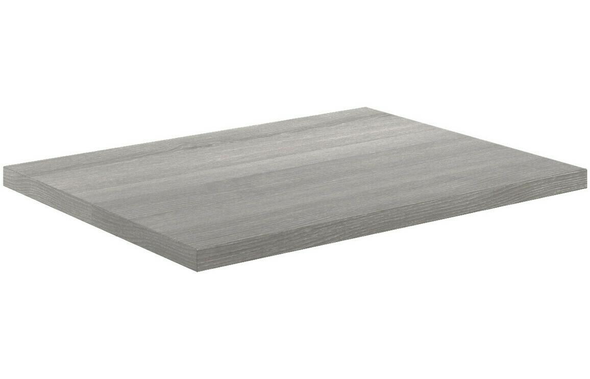 Morina 600x460x25mm Laminate Worktop - Elm Grey